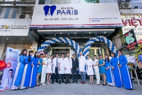 Nha khoa Paris - địa chỉ nhổ răng ở Hà Nộ uy tín