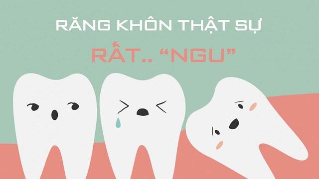 NGẠC NHIÊN với những lợi ích của răng khôn mang lại 2