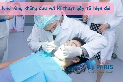 Răng khôn mọc kẹt nên nhổ bỏ