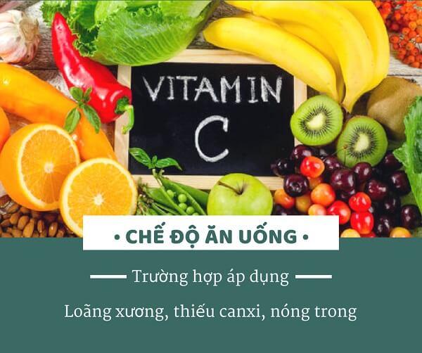 Bổ sung vitamin C cho sức khỏe răng miệng