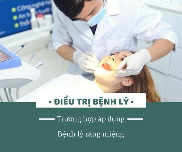 Đến bác sĩ để điều trị dứt điểm bệnh lý khiến răng bị lung lay