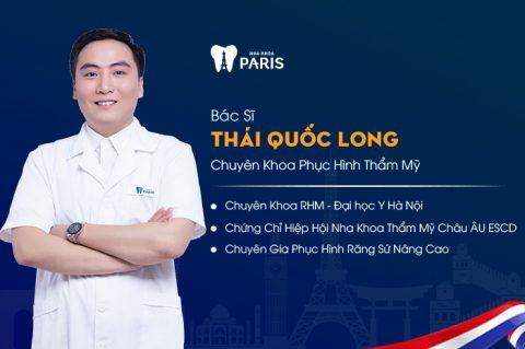 Bác sĩ Thái Quốc Long