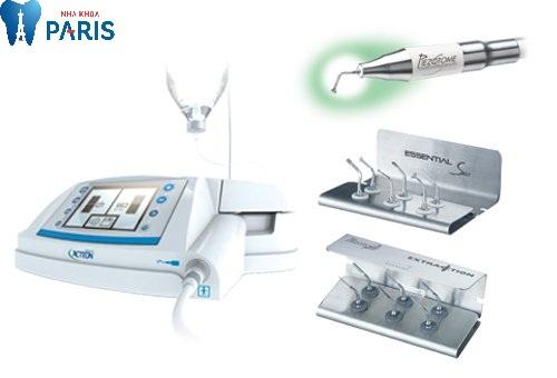 Nhổ răng bằng máy siêu âm Piezotome an toàn, không đau, không biến chứng