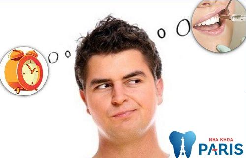 Thuốc gây tê nhổ răng có tác dụng trong bao lâu?