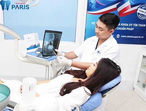 Việc chụp CT Cone Beam giúp bác sĩ xác định được tình trạng cụ thể của bệnh nhân