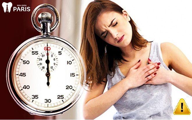 Nhổ răng khôn có ảnh hưởng đến sức khỏe nếu bạn bị bệnh tim mạch