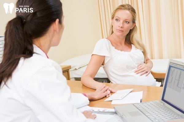 Có nên nhổ răng khôn khi mang thai không?