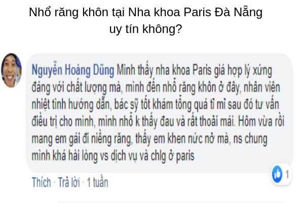 Nhổ răng khôn tại Đà Nẵng uy tín số 1