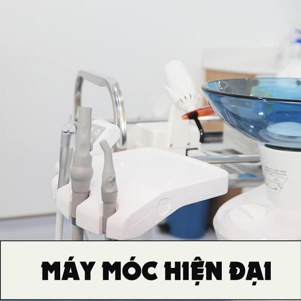 Nhổ răng khôn tại Đà Nẵng máy móc hiện đại