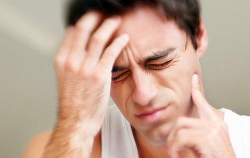 nhổ răng làm giảm trí nhớ