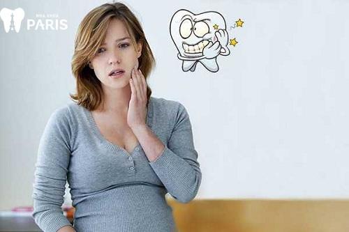 nhổ răng khôn khi mang thai