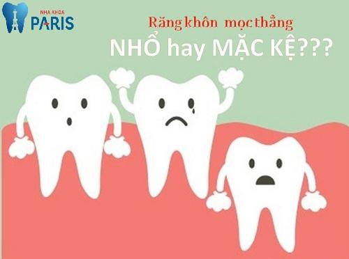 Nhổ răng số 8 hàm dưới