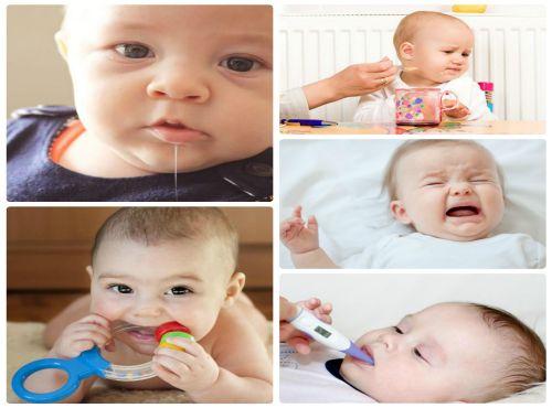 trẻ mọc răng khi nào
