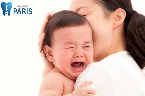 Trẻ mọc răng sốt mấy ngày
