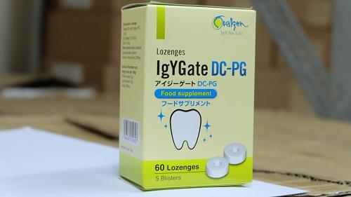Uống thuốc giảm đau khi mọc răng khôn của nhật