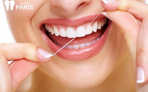 cách chăm sóc răng miệng dịp tết