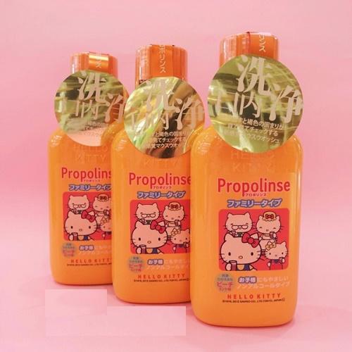 nước súc miệng propolinse cho trẻ em