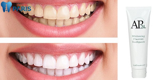 review kem đánh răng ap24 nuskin giá bao nhiêu