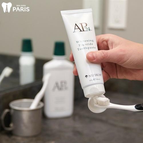 Tác dụng kem đánh răng ap24 có tốt không