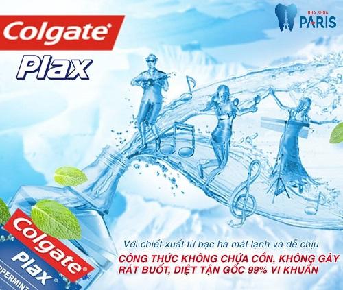 nước súc miệng colgate 750ml