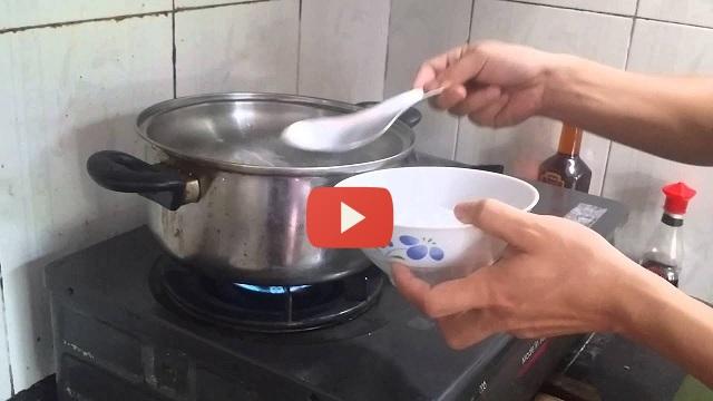 Video cách pha nước muối súc miệng tại nhà