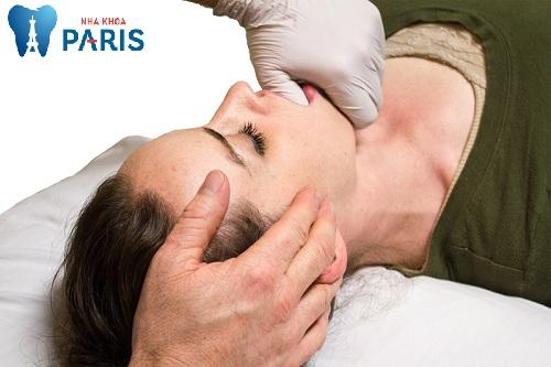 cách điều trị viêm khớp thái dương hàm