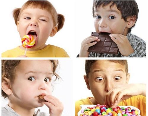 Nguyên nhân trẻ bị sún răng sữa